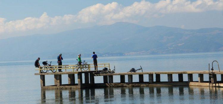 Велообиколка на Охридското езеро – май 2019
