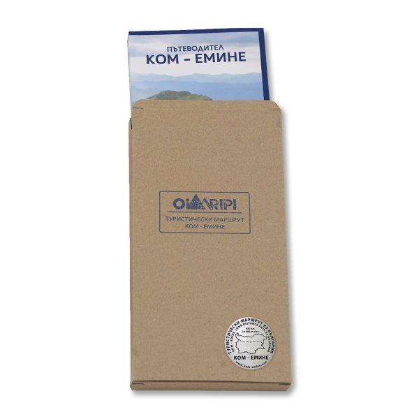 Подаръчна кутия със значка